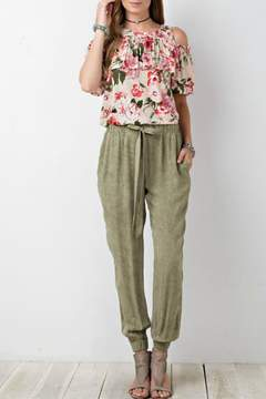 Easel Relaxed Challie Pants