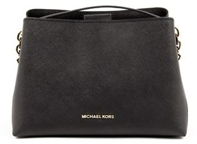 Michael Kors Womens Handbag Portia. - BLACK - STYLE
