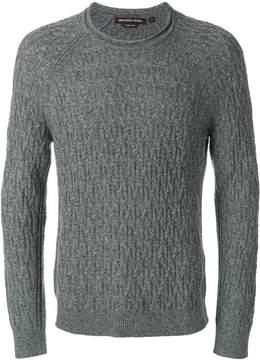Michael Kors textured knit sweater