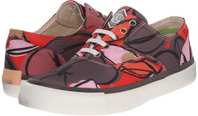 Paul Smith Balfour Floral Canvas Sneaker