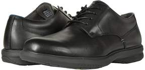 Nunn Bush Marvin Street Plain Toe Oxford with KORE Slip Resistant Walking Comfort Technology Men's Plain Toe Shoes