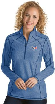 Antigua Women's Toronto Blue Jays Tempo Pullover