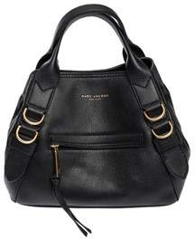 Marc Jacobs Women's Black Leather Handbag. - BLACK - STYLE
