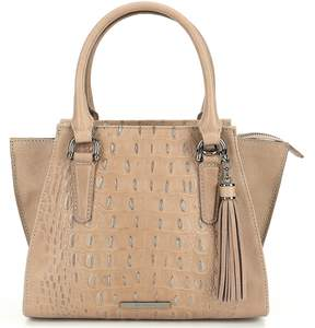 Brahmin Collodi Collection Mini Priscilla Satchel