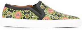Givenchy carpet print sneakers