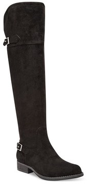 American Rag Womens Ada Closed Toe Knee High Fashion Boots, Black, Size 6.5.
