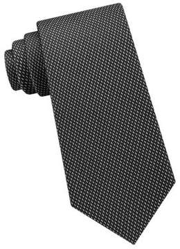 Lord & Taylor The Mens Shop Textured Silk Tie