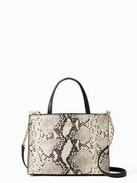 Kate Spade Emerson snake-embossed sam