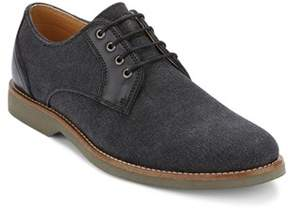 G.H. Bass & Co & Co. Mens Proctor Suede Buck Oxford Shoe.