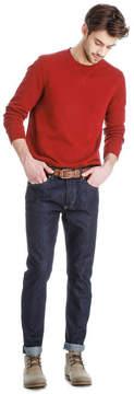 Joe Fresh Men's Slim Straight Indigo Jean, Indigo (Size 32X30)