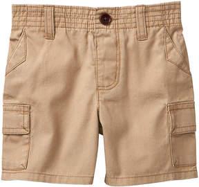 Gymboree Deep Khaki Shorts - Newborn & Infant