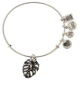 Alex and Ani Frog Charm Expandable Wire Bangle