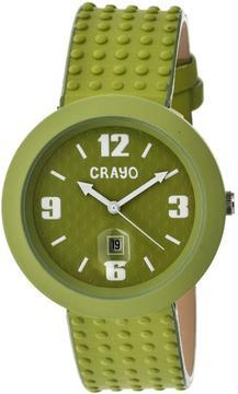 Crayo Jazz Collection CR1805 Unisex Watch