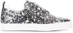 Pierre Hardy Slider printed slip-on sneakers