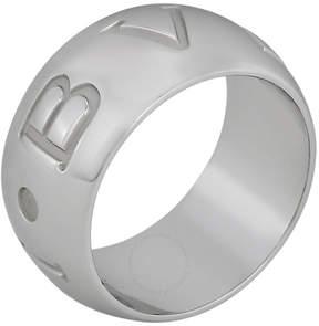 Bvlgari 18kt White Gold Ring343254