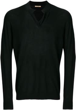 Nuur v-neck pullover