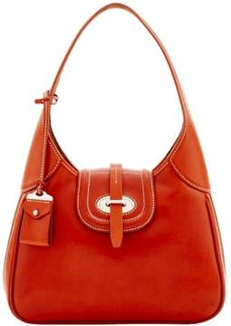 Dooney & Bourke Florentine Toscana Hobo Shoulder Bag - GINGER - STYLE
