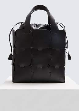 Paco Rabanne Cabas Medium Puzzle Bag