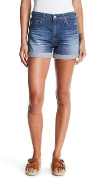 AG Jeans Hailey Roll-Up Shorts