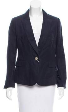 Strenesse Tailored Linen Blazer