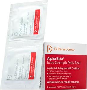 Dr. Dennis Gross Skincare Alpha Beta® Peel Extra Strength Daily Peel Mini