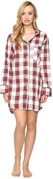 BedHead Long Sleeve Classic Nightshirt