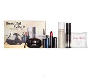Shiseido Beautiful Future For Eyes & Lips Collection