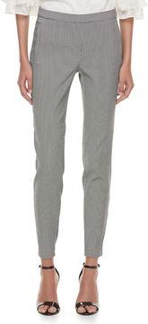 Elle Women's ElleTM Print Pull-On Skinny Pants