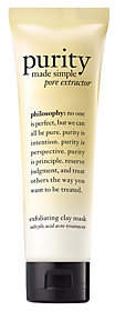 philosophy 1 Oz Purity Pore Extractor Mask