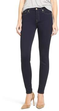 7 For All Mankind 'b(air)' Skinny Jeans