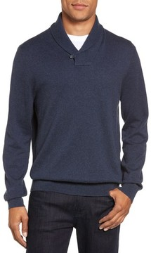 Nordstrom Men's Big & Tall Shawl Collar Sweater