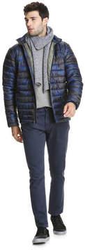 Joe Fresh Men's Crew Neck Sweater, Light Grey Mix (Size M)