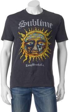 DAY Birger et Mikkelsen Kohl's Men's Sublime Stamp Sun Logo Band Tee