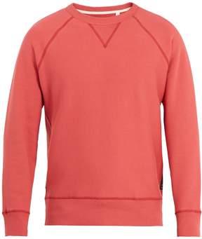 Rag & Bone Racer cotton-jersey sweatshirt