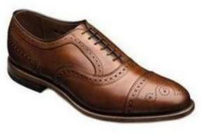 Allen Edmonds Strand Cap-Toe Leather Dress Oxfords