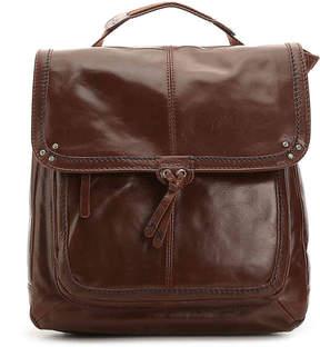 The Sak Ventura Convertible Leather Backpack - Women's