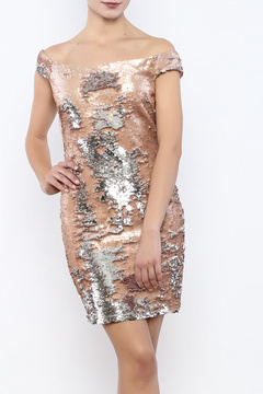 Ark & Co Kiss At Midnight Dress