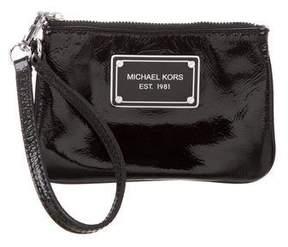 MICHAEL Michael Kors Patent Leather Bag