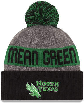 New Era North Texas Mean Green Sport Knit Hat