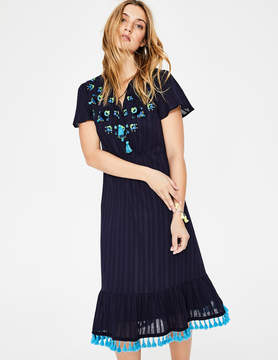 Boden Evelyn Embroidered Dress