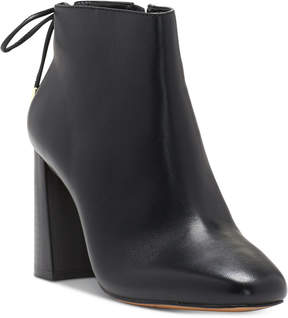 INC International Concepts Denelli Ankle Booties, Created for Macy's Women's Shoes