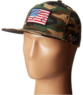 Billabong Native Camo Hat Caps