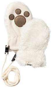 Barts Cream Noa Paws Mittens