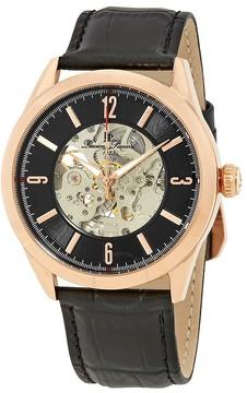 Lucien Piccard Loft Automatic Skeleton Men's Watch