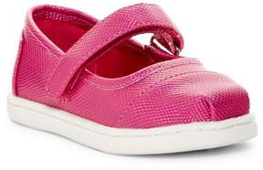 Toms Mary Jane Flat (Baby & Toddler)
