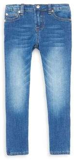 7 For All Mankind Toddler's Washed-Out Jeans