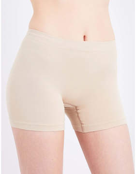 Base Range Baserange Esther stretch-cotton shorts