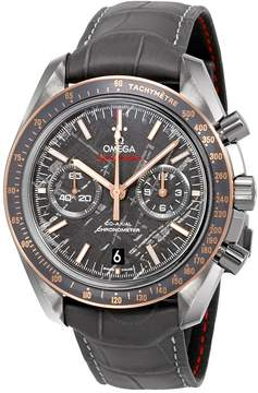 Omega Speedmaster Grey Side of the Moon Meteorite Chronograph 44.25 mm Automatic Men's Watch
