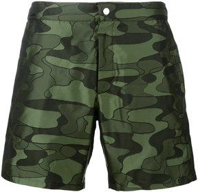 La Perla Vacation Mood swim shorts