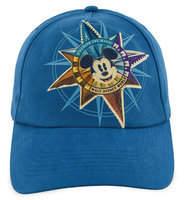 Disney Mickey Mouse Compass Baseball Cap for Adults - Walt World